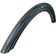 "SCHWALBE ONE Evo V-Guard 28"" faltbar Blue Stripes skin"